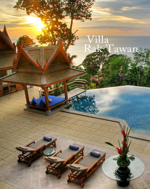 Luxury Villa Rak Tawan