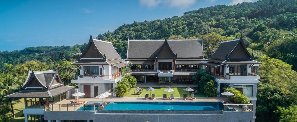 Villa Holiday in Phuket