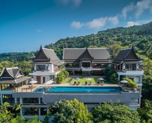 Villa Holiday in Phuket